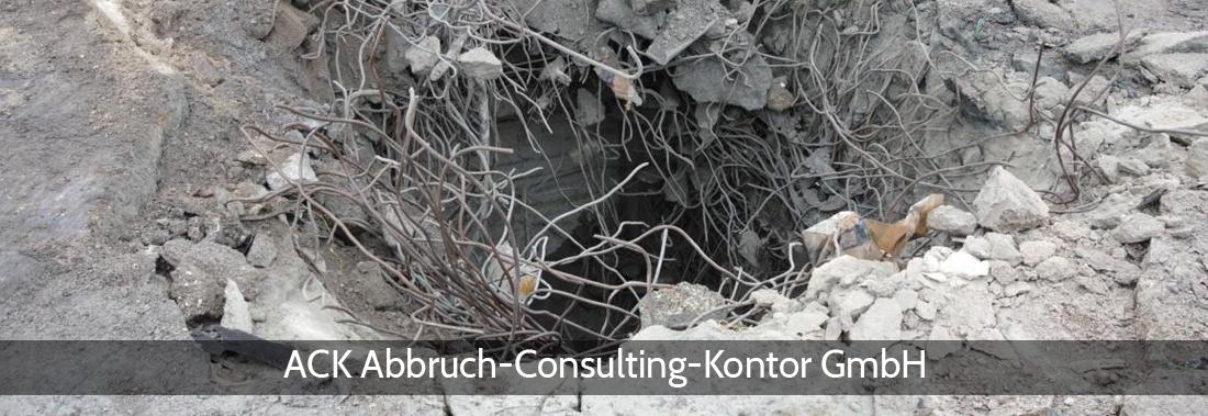 Abbruchplanung in Schenefeld - ACK: Baugrundempfehlungen, Bodenmanagement