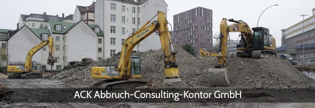 Abbruchplanung Tangstedt - ACK: Gründungsempfehlungen, Altlastenerkundung