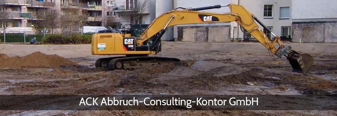 Abbruchplanung in Koberg - ACK: Baugrundempfehlungen, Altlastenerkundung